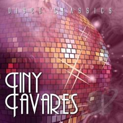Tavares - Disco Classics CD Cover Art