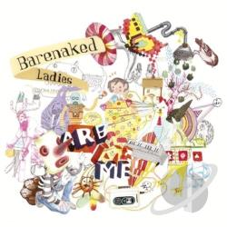Barenaked Ladies - Barenaked Ladies Are Me CD Cover Art