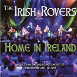Irish Rovers - Irish Rovers Home in Ireland CD Cover Art