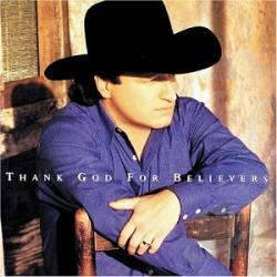Chesnutt, Mark - Thank God For Believers CD Cover Art