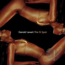 Levert, Gerald - G-Spot CD Cover Art