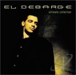 DeBarge, El - Ultimate Collection CD Cover Art