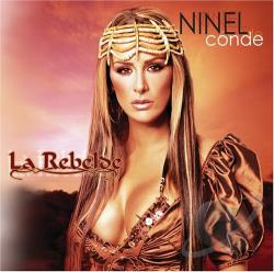 Conde, Ninel - La Rebelde CD Cover Art