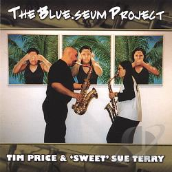 Price / Terry - Blue.Seum Project CD Cover Art