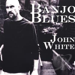 White, John - Banjo Blues CD Cover Art
