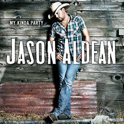 Aldean, Jason - My Kinda Party CD Cover Art