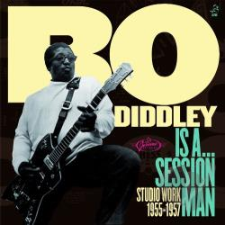 Diddley, Bo - Is a Session Man: Studio Work 1955-57 CD Cover Art