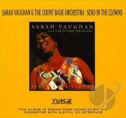 Basie, Count Orchestra / Vaughan, Sarah - Send in the Clowns CD Cover Art