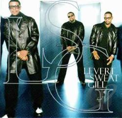 LSG - Levert Sweat Gill CD Cover Art