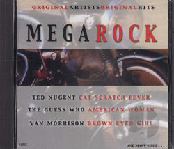 Mega Rock, Vol. 3 CD Cover Art