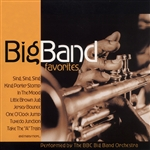 BBC Big Band - Big Band Favorites CD Cover Art