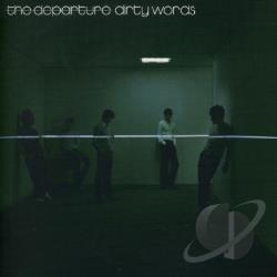 Departure - Dirty Words CD Cover Art