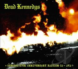 Dead Kennedys - Fresh Fruit For Rotting Vegetables: 25th Anniversary Edition CD Cover Art