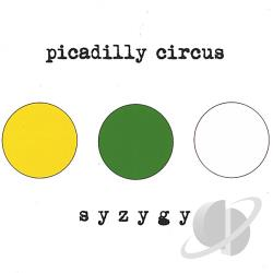 Picadilly Circus - Syzygy CD Cover Art