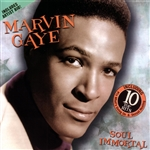Gaye, Marvin - Soul Immortal CD Cover Art