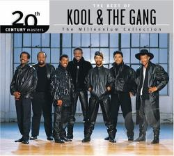Kool & The Gang - Best Of Kool & The Gang: The Milennium Collection CD Cover Art