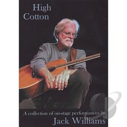 Williams, Jack - High Cotton DVD Cover Art