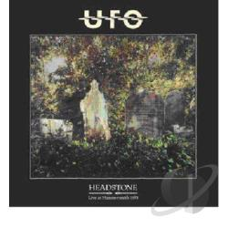 U.F.O. - Headstone: Live At Hammersmith 1983 CD Cover Art