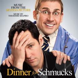 Dinner for Schmucks CD Cover Art