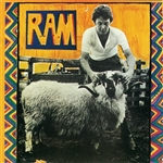 McCartney, Paul - Ram DB Cover Art