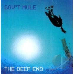 Gov't Mule - Deep End 1 LP Cover Art