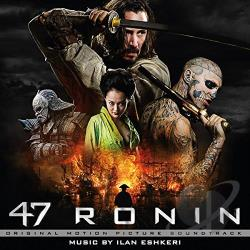 Eshkeri, Ilan - 47 Ronin CD Cover Art