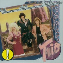 Harris, Emmylou / Parton, Dolly / Ronstadt, Linda / Trio - Trio CD Cover Art