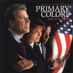 Cooder, Ry - Primary Colors CD Cover Art