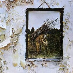 Led Zeppelin - Led Zeppelin IV CD Cover Art