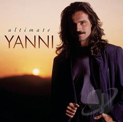 Yanni - Ultimate Yanni CD Cover Art