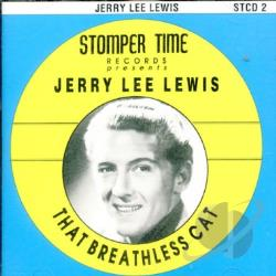 Lewis, Jerry Lee - That Breathless Cat CD Cover Art