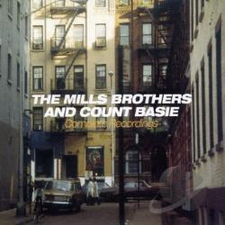 Basie, Count / Mills Brothers - Mills Brothers and Count Basie: Complete Recordings CD Cover Art
