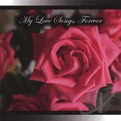 Palmerio Piras - My Love Songs Forever CD Cover Art