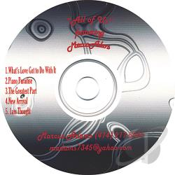 All of Us featuring Marcus Adams - Greatest Part CD Cover Art