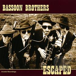 Bassoon Brothers - Escaped CD Cover Art