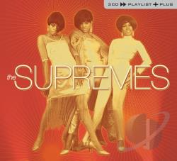 Supremes - Playlist Plus CD Cover Art