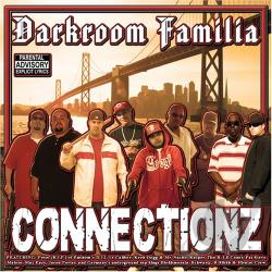 Darkroom Familia - Connectionz CD Cover Art