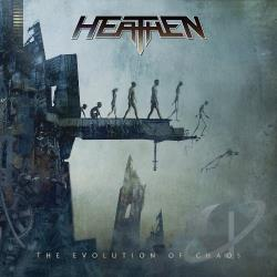 Heathen - Evolution Of Chaos CD Cover Art
