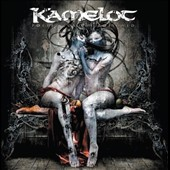 Kamelot / Kamelot Media Group - Poetry for the Poisoned & Live from Wacken 2010 LP Cover Art