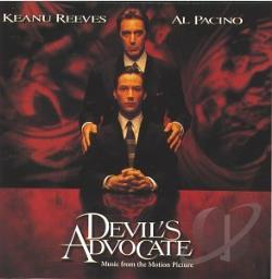 Howard, James Newton - Devil's Advocate CD Cover Art