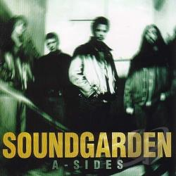 Soundgarden - A-Sides CD Cover Art