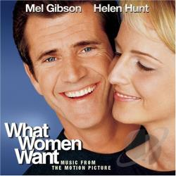 What Women Want CD Cover Art