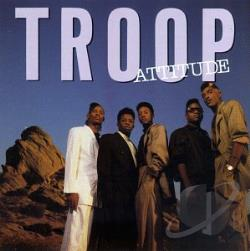 Troop - Attitude CD Cover Art