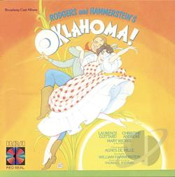 Oklahoma! CD Cover Art