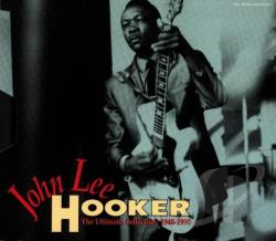 Hooker, John Lee - Ultimate Collection (1948-1990) CD Cover Art