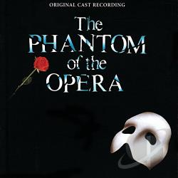 Webber, Andrew Lloyd - Phantom of the Opera CD Cover Art