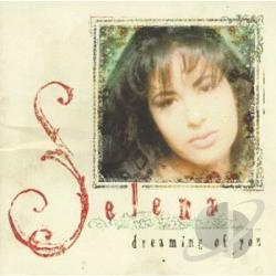 Selena - Dreaming of You CD Cover Art
