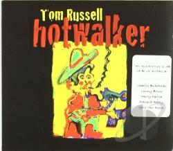 Russell, Tom - Hotwalker CD Cover Art