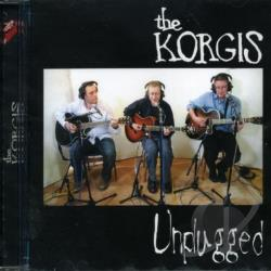 Korgis - Unplugged CD Cover Art