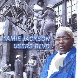 Mamie Jackson - Users Blvd Enhanced CD Cover Art